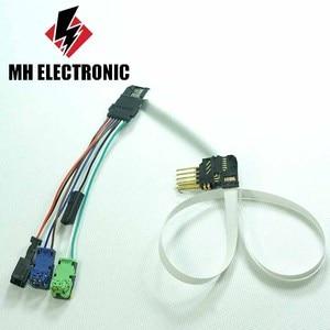 Image 1 - MH elektronik değiştirme döngü tel 8200216462 8200216459 8200480340 8200216454 Renault Megane II için 3 5 portes Megane II mola
