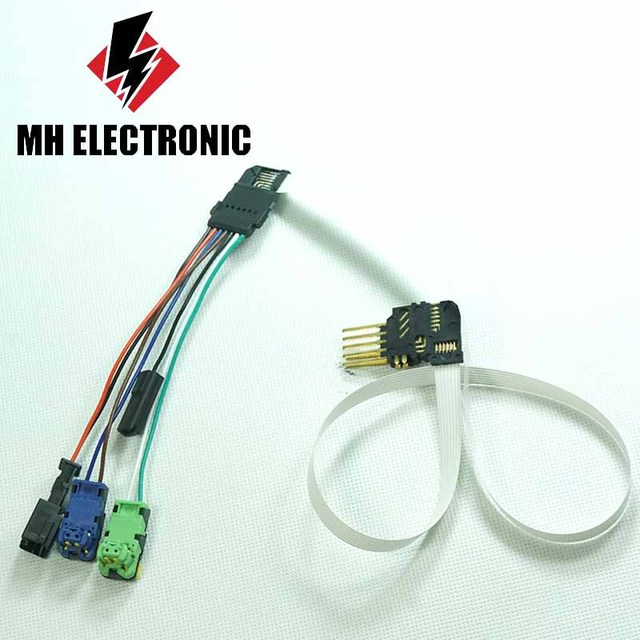MH elektronik değiştirme döngü tel 8200216462 8200216459 8200480340 8200216454 Renault Megane II için 3 5 portes Megane II mola
