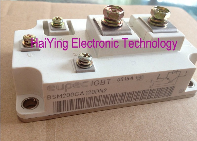 BSM200GA120DN2     IGBT  MODULE free shipping 2sp0115t2a0 12 igbt driver module the new element quality assurance can directly buy or contact the seller