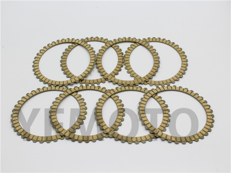 8Pcs Motorcycle Clutch Friction Plates For Harley XL883 XL1200 SPORTSTER 1991-2011 01 02 03 04 05 06 07 08 09 10 883 250 э 01 продам