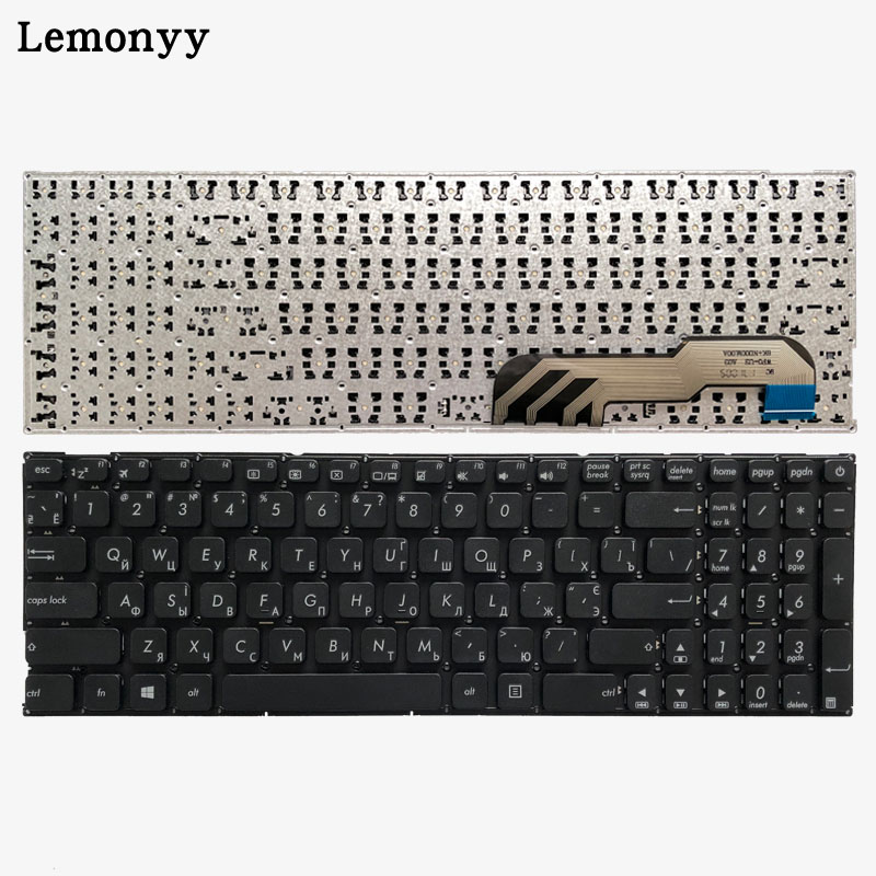 Russian laptop font b keyboard b font for Asus X541 X541U X541UA X541UV X541S X541SC X541SA