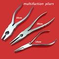 Instrumento ortopédico Médica uso alicate multifunções em aço inoxidável cortador de fio de kirschner 14/20 cm DIY ferramentas