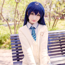 Umi Sonoda Love Live Lovelive School Idol Project Constellation Unawakened Uwowo Costume Cosplay Sweater Blouse & Skirt