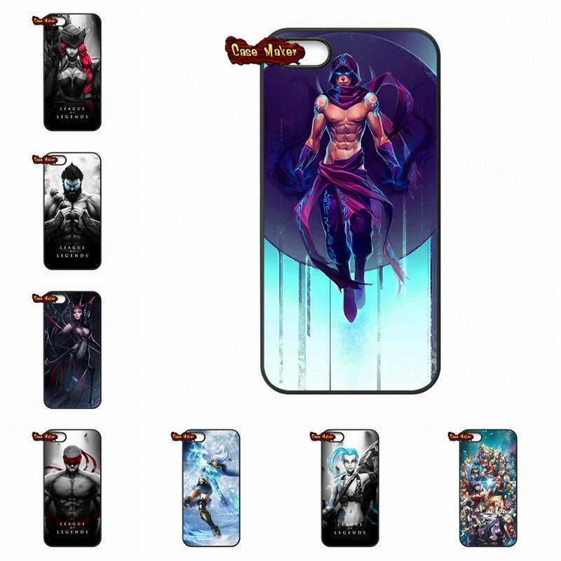 sarah fortune Ahri League of Legends LOL Case Cover For Samsung Galaxy A3 A5 A7 A8 A9 Pro J1 J2 J3 J5 J7 2015 2016