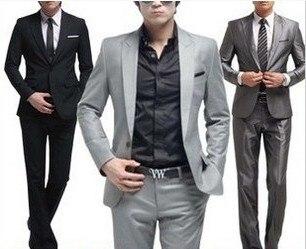 Nouveau Mince Gilet De Robe Formelle Costumes Mode Mens D'affaires Pantalon Cravate Blazer 2018 Marque veste Smoking Mariage dw8IAq8