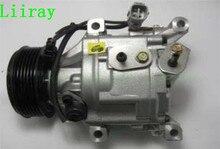Авто кондиционер компрессор ac для FIAT 1.3 SCSA06C TOYOTA COROLLA-1.6L 447220-6384 6PK 96 ММ ZZE122R