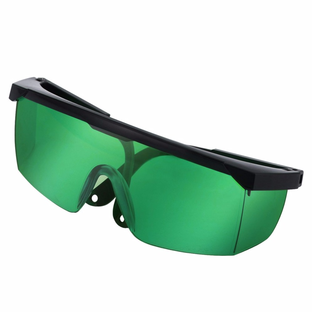 Laser Safety Glasses For Violet/Blue 200-450/800-2000nm Absorption Round Protective Goggles Laser Protective Glasses Goggles high quality all round absorption blue laser protection safely security goggles glasses for 650nm red light laser pointer