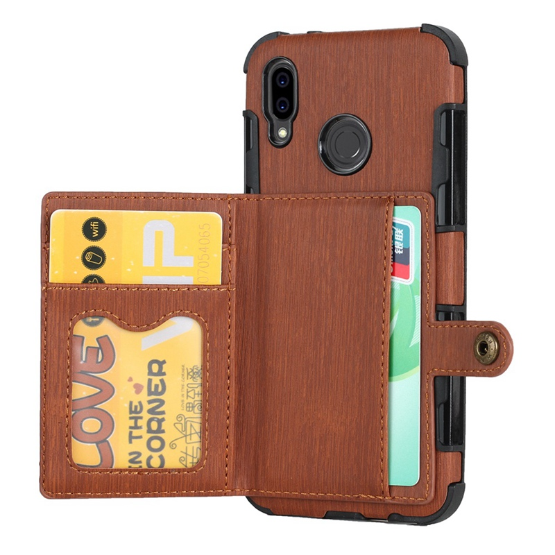 Retro Wallet Flip Case for Huawei P20 Lite Pro Nova 3e PU Leather Coque Cover for Huawei Mate 10 lite Card Holder Honor 9I Case