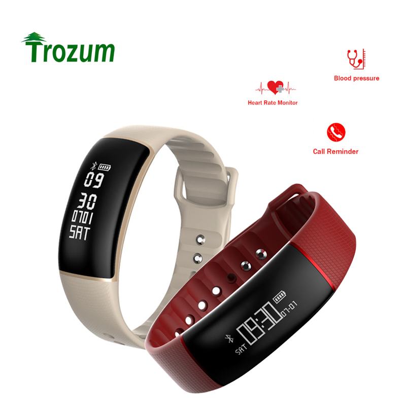 wristband color smart activity monitor tracker fitness pressure scomas blood display plus heart product bracelet watches rate