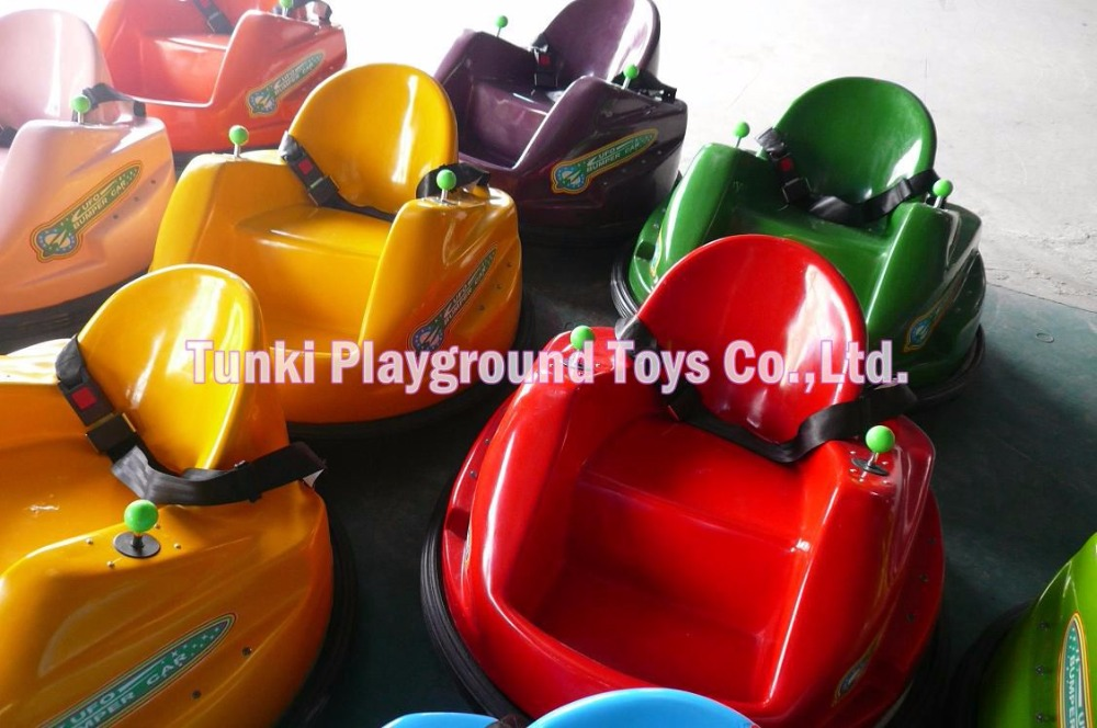 Low Price Playground Rides Dodging Car Electric Bumper Car