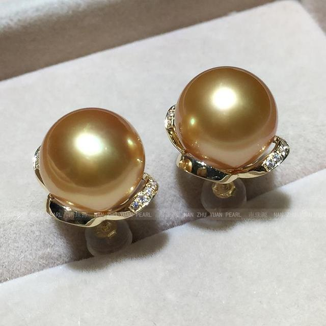 Wedding women gift word 925 sterling silver real philippines sea wedding women gift word 925 sterling silver real philippines sea pearl earrings fashion circle f negle Gallery