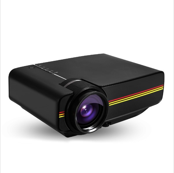 Support 4K YG400 Aurora projector 3D intelligent mini portable led projector FULL HD home theater Tv cinema for business