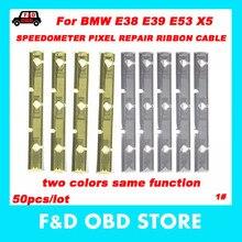 50 шт./лот пикселей инструменты для ремонт пикселей BMW инструмент для BMW E38 E39 E53 кластера ремонт кластера ленточный кабель для BMW плоский кабель