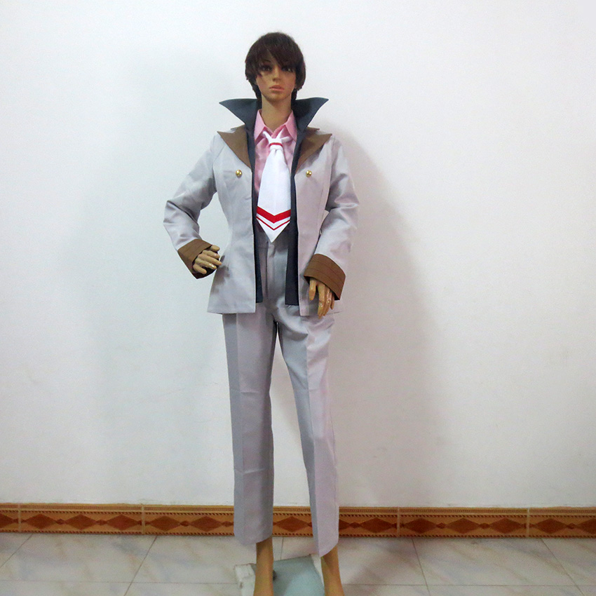 Bungou Stray Dogs Guild Francis Scott Fitzgerald Christmas Party Halloween Uniform Outfit Cosplay Costume Customize Any Size