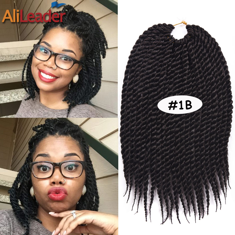 14 Inch Crochet Box Braids : ... inch length kanekalon fiber synthetic senegal twist marley crochet