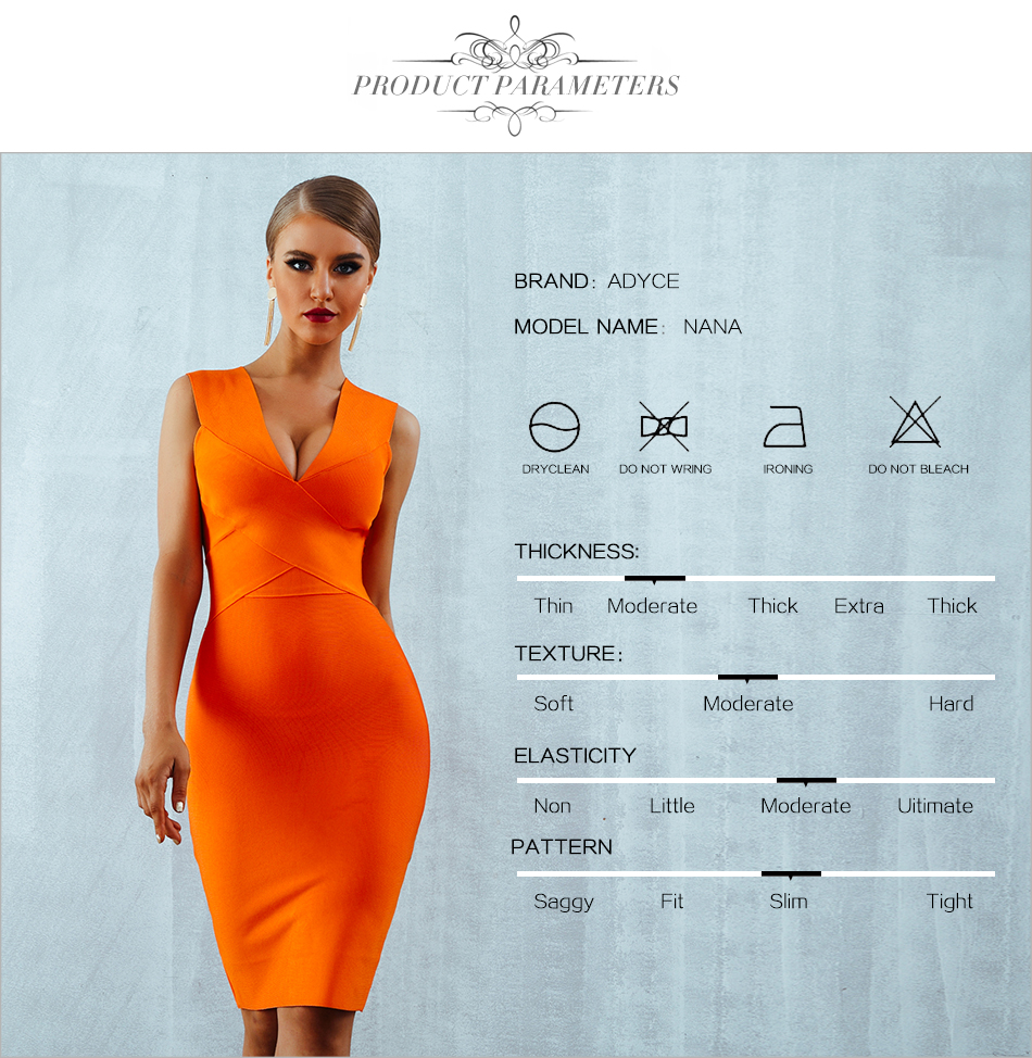 Orange Tank Runway discount 2