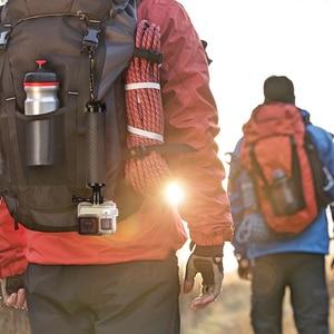 Image 5 - تبادل لاطلاق النار يده تعويم قبضة Monopod ل Gopro بطل 9 8 7 5 الأسود شاومي يي 4K Sjcam Sj4000 M10 M20 Eken الذهاب برو 8 كاميرا الملحقات