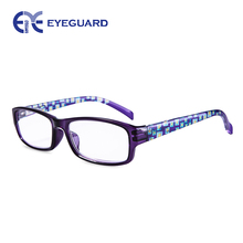 EYEGUARD Fashion Tinted Reading Glasses Women Eyeglasses Quality Spring Hinge Stylish Readers1.0 1.5 2.0 2.5 3.0 3.5 4.0