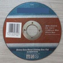 10PCS/LOT 115x1x22.23mm Metal disc cutter Cutting wheels Abr