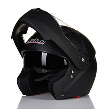 New Jiekai 115 flip up motorcycle helmet men full face moto helmet double lens racing helmet motocicleta capacete moto cascos