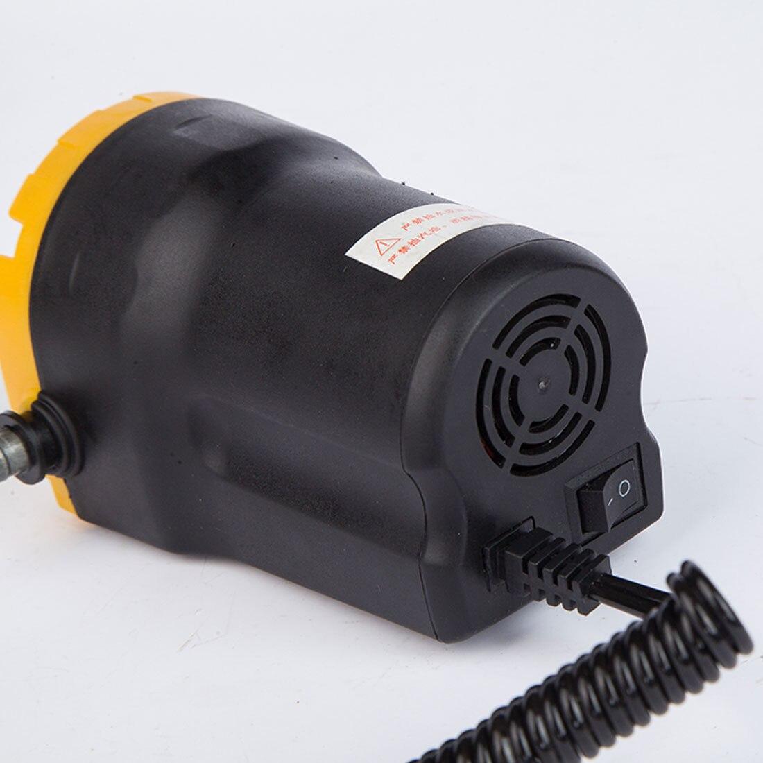 Extracteur D'huile DE VOITURE-compartiment 2018 Chaude Pompe DC 12 v 60 w Voiture Moto Diesel Fluide De Récupération D'huile Liquide échange Transfert Pompe À Huile