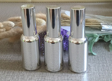 wholesale 100pcs silver-plated 30ml glass empty perfume spray bottles ,wholesale 1 ounce fine mist spray bottle for perfume