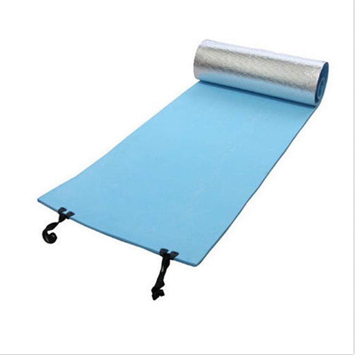 Eva Foam Singleside Outdoor Beach Camping Sleeping Mat Hiking Travel Picnic Pad Cushion Dampproof Gym Fitness