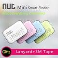 Itag nut 3 mini localizador inteligente bluetooth rastreador anti perdido lembrete bagagem carteira localizador de telefone sem fio key finder localizador para animais de estimação