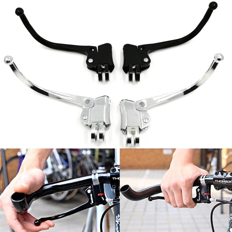 Litepro Bicycle brake Lever 60g CNC Line Brake Handle Bicycle Brake Disc Pull