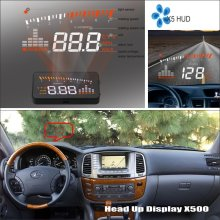 Car Computer Screen Display Projector Refkecting Windshield FOR Lexus LX 470 LX470 - Saft Driving
