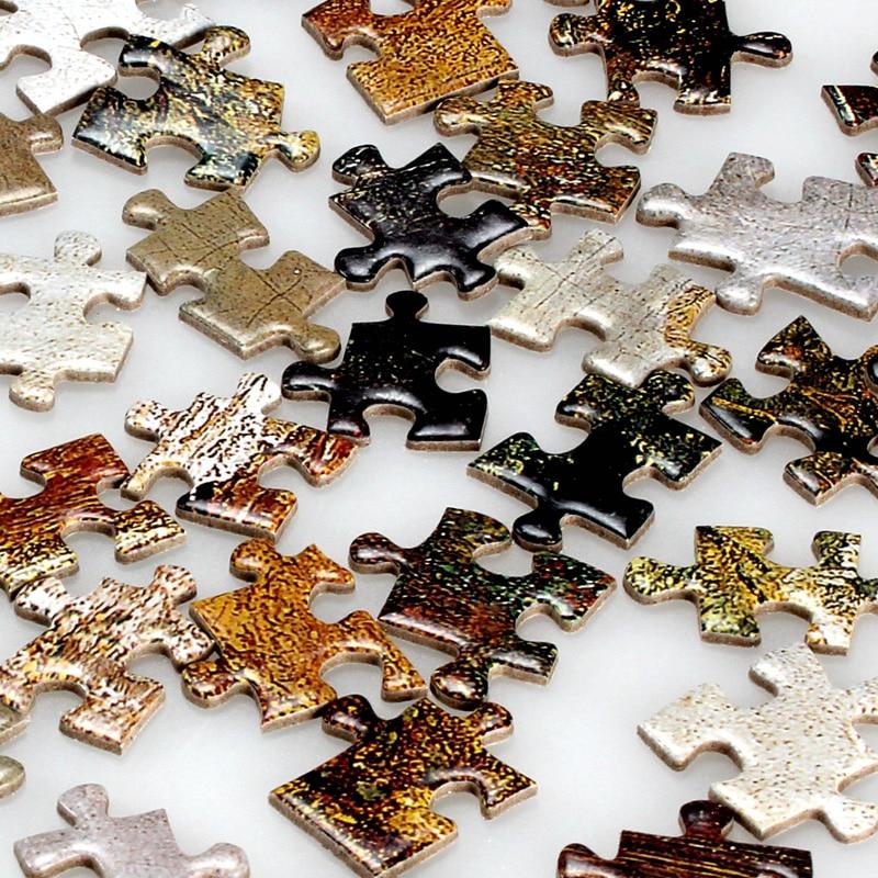 Nouveau produit Jouets éducatifs 3D Puzzle en papier 2000 pièces - Jeux et casse-tête - Photo 2