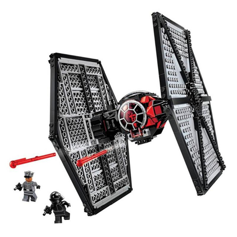 the Star Wars tie fighter 05005 legoing starwars TIE Fighter 75101 The First Order Special Forces Building Block Toys giftthe Star Wars tie fighter 05005 legoing starwars TIE Fighter 75101 The First Order Special Forces Building Block Toys gift