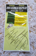 1 pack(30 pieces) sewing patching needles household repair needle set
