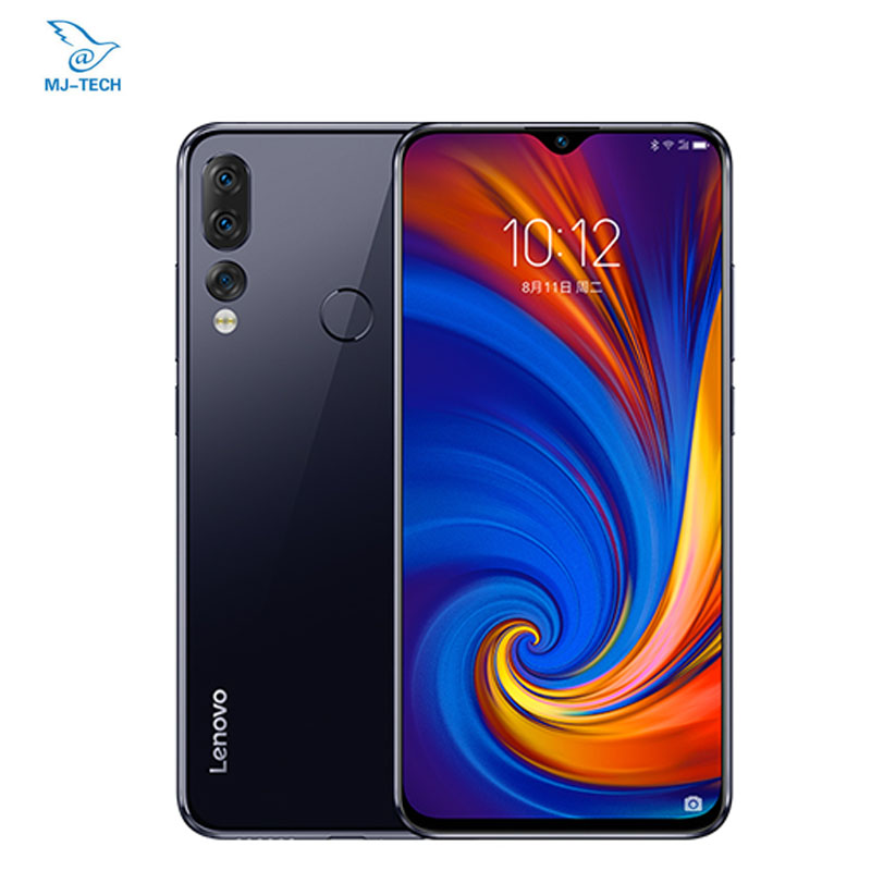 """Global rom  Lenovo Z5S L78071 6G 64G Octa core  Snapdragon 710 ZUI 10.0 4G FDD LTE 6.3""""FHD+ 2340x1080 Android Phone-in Cellphones from Cellphones & Telecommunications    1"""