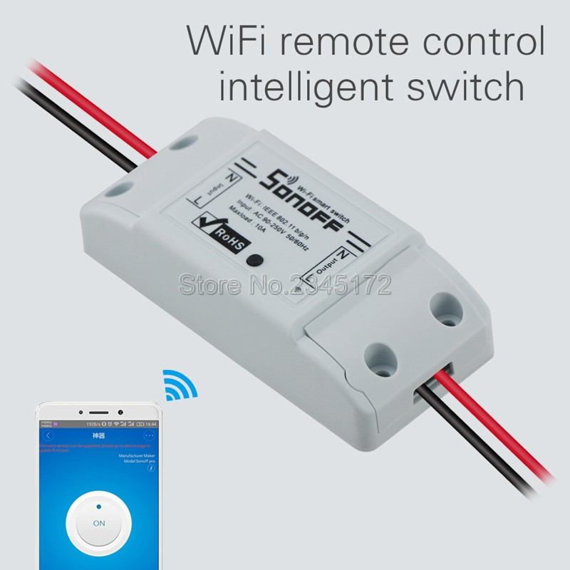 Sonoff dc220v WiFi /app 10 /2200
