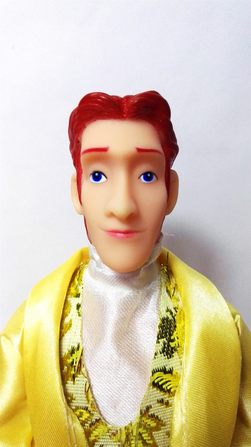 One Pcs Well-liked Boyfriend Prince Ken Male Doll Head For Prince Doll For Barbie Frozenfriend Doll Equipment