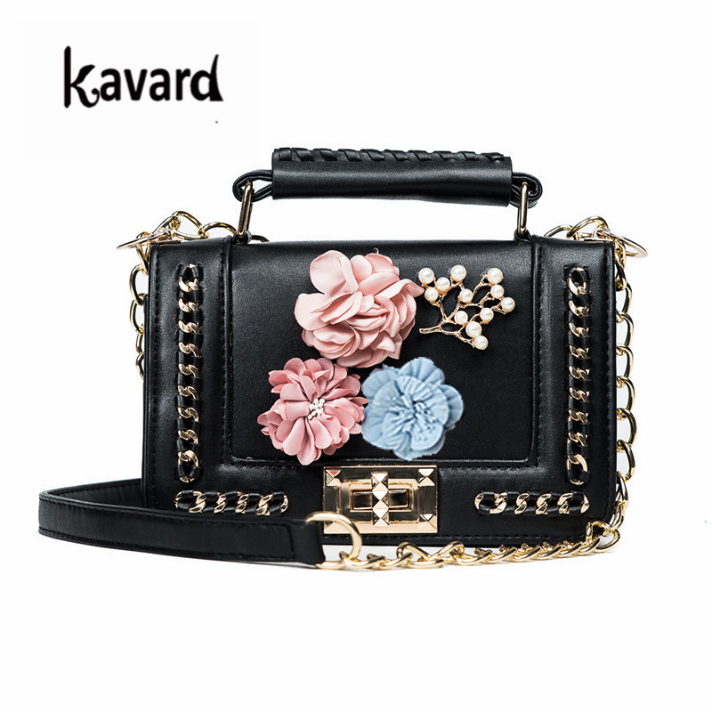 5ce0f9efae19 US $13.94 58% OFF|kavard Mini Bead beach bag handbags women famous brand  luxury handbag women bag designer Crossbody bag for women 2017 sac a  main-in ...