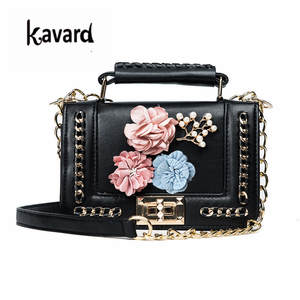 8626cf10dd48 kavard Mini luxury handbag women bag designer sac a main