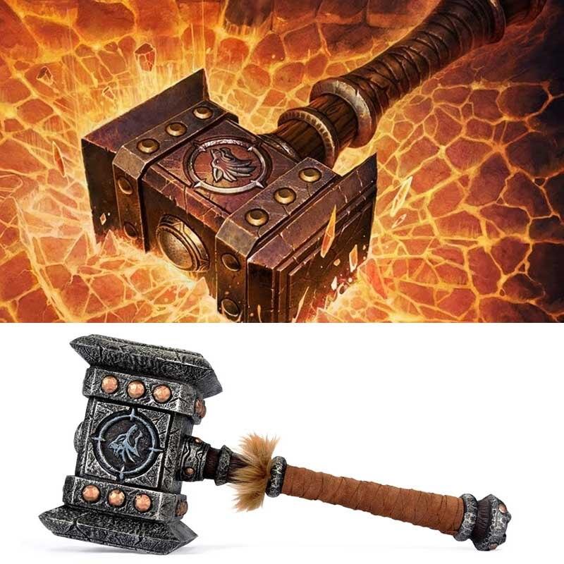 Orgrim Thrall Doomhammer Schiuma Edizione