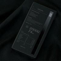 Promo REMAX batería externa portátil de 20000mah Cargador Universal de teléfono móvil Banco de energía USB Dual