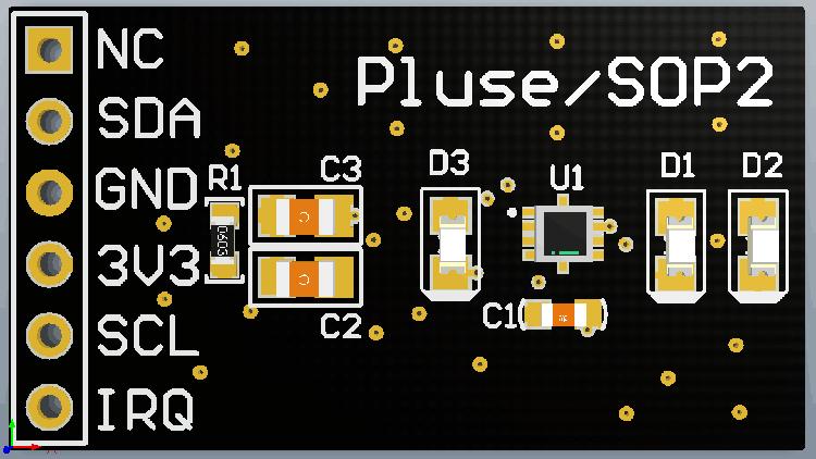 Blood oxygen module heart rate sensor Pulsesensor module compatible development board kit to give development source code