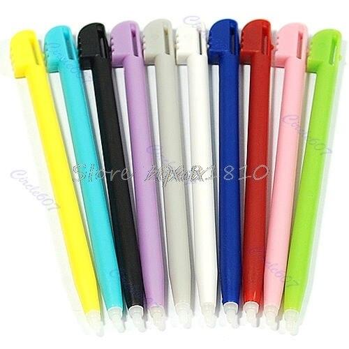 30Pcs/lot Color Touch Stylus Pen For DS Lite Drop Ship