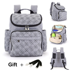 Hot Diaper Bag Infant Changing Bag Mother Baby Care Travel Backpack Diapers Handbag Pram Cart Baby Stroller Bag Carrito Mochila