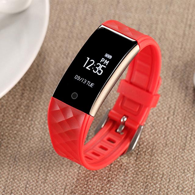 Smart Wristband & Fitness Tracker