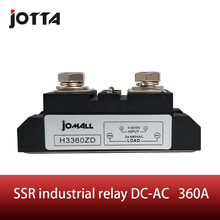 цена на SSR-290A Industrial SSR Single-phase Solid State Relay 290A Input 3-32VDC;Output 440AC
