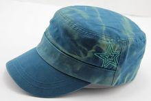 Заказ смешивания Розничная Торговля-MC10065simple высокого уровня подходит для любой одежды Корейский Плоским шляпа и Военно hat для женщин бесплатно доставка