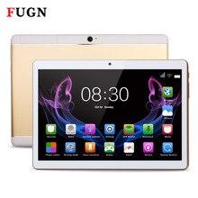 Fugn оригинальный 10 дюймов 3 г Телефонный звонок Восьмиядерный Планшеты Android PC 2 ГБ 32 ГБ Dual SIM GPS Smart Планшеты Мини Pad PC Планшеты 8 9 10.1′