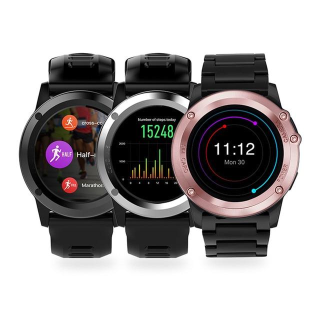 Новый стиль smart часы H1 системы Android 5.1 позиционирования Dual-Core Ip68 Водонепроницаемый Смарт-часы Высокое качество модные Смарт-часы