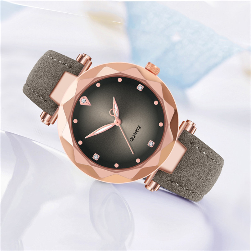 Women Watches Bracelet Zegarek Quartz Femme Relojes 4FN Montre Para Mujer