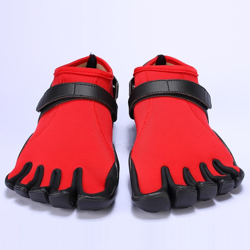 Yas Bae Ölçüsü 45 44 Satış Çin Marka Dizaynı Beş barmaqlı - İdman ayaqqabıları - Fotoqrafiya 4